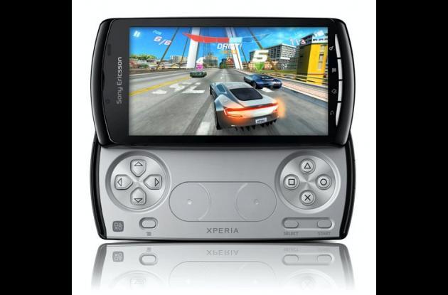 Xperia Play es el teléfono inteligente de Sony Ericsson