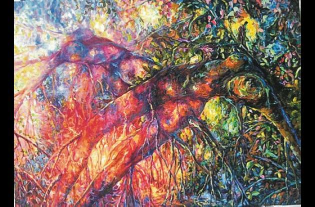 Miguel Burgos: Espíritu del paisaje