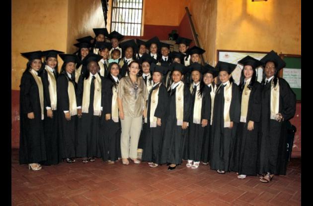 Grados de  la Corporación Universitaria  Rafael Nuñez
