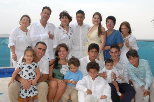 Bautizo de Simón Cabrales Barrios