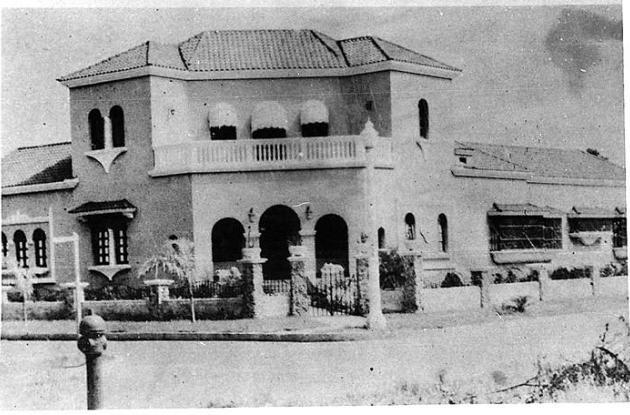 Arquitectura de transición de 1931 a 1945