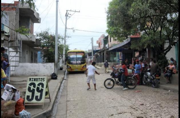 barrio El Nazareno