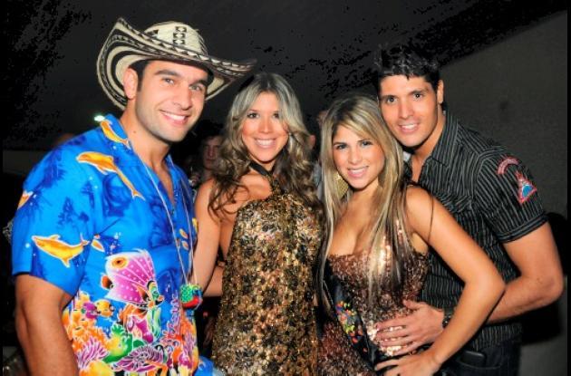 Fiesta en el Campestre de Barranquilla