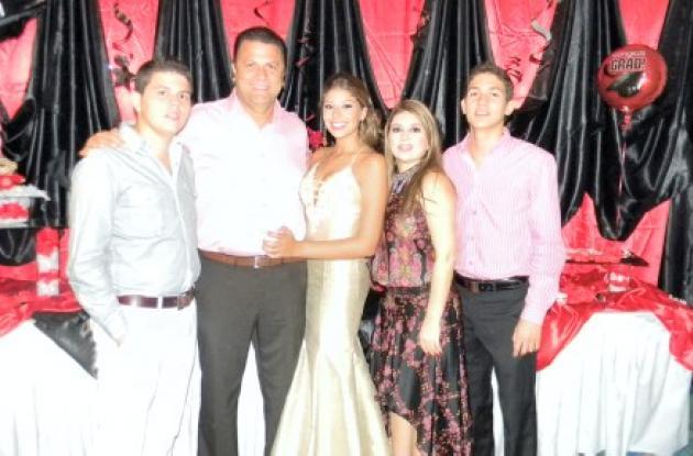 Grado de Vanessa Osorio