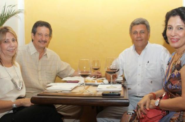 Inauguración del restaurante La Galera