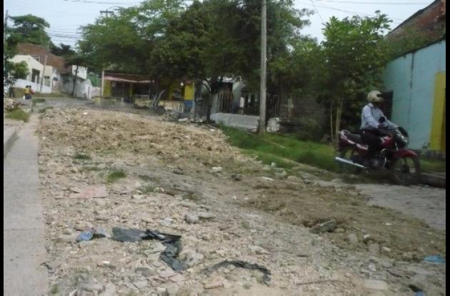 Barrio San Isidro Centro