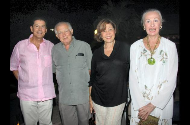 Homenaje a Suiza en  el Club Cartagena