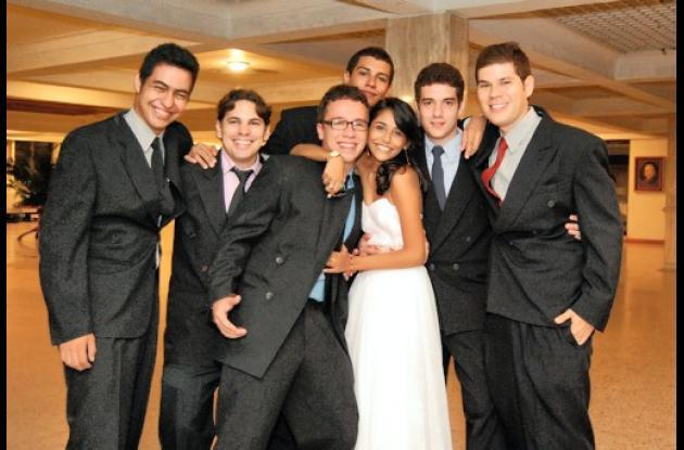 Quince años de Andrea Carolina Acevedo