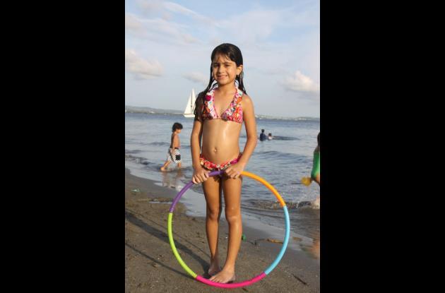 Cumpleaños de Isabella Tejada