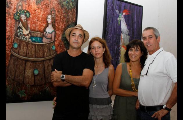 Exposición 'Bola Viva, Pintura Cubana de Hoy'