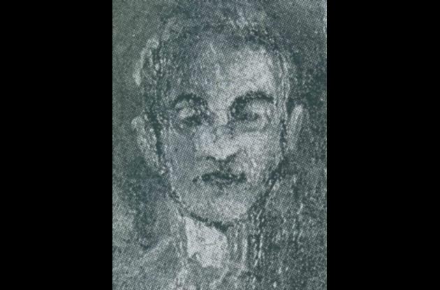 Retrato en miniatura de Pedro Romero.