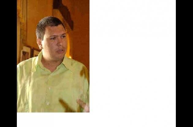 Jorge Fernando Barrios,e x alcalde de San Juan