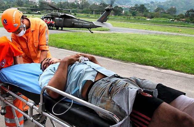 Siete muertos por accidente en Antioquia