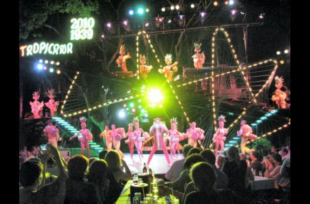 Cabaret Tropicana de La Habana