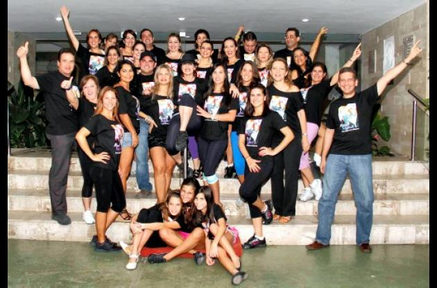 Una noche en Minerva, la comparsa del Club Cartagena