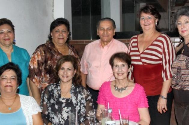 Cumpleaños de Antonio Alvarado