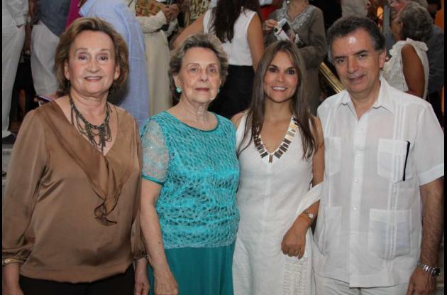 Concierto en homenaje a Julio Mario  Santo Domingo
