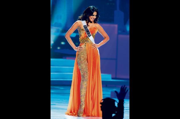 Colombia suena entre las semifinalistas de Miss Universo