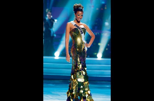 Las favoritas de Miss Universo