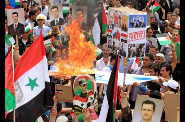 Régimen sirio no retira aún tropas de las ciudades