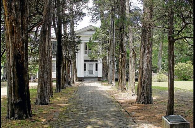 Casa del escritor William Faulkner