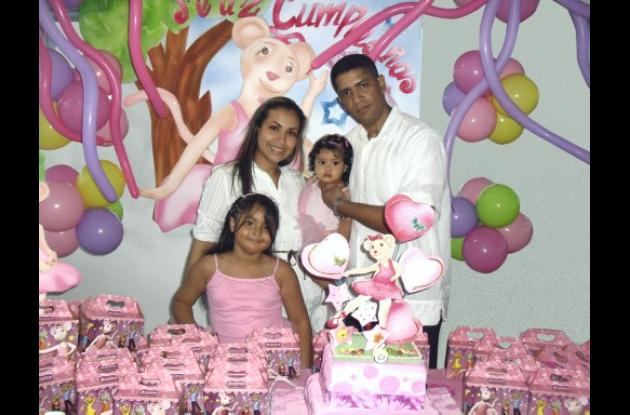 Cumpleaños de María Inés Pérez
