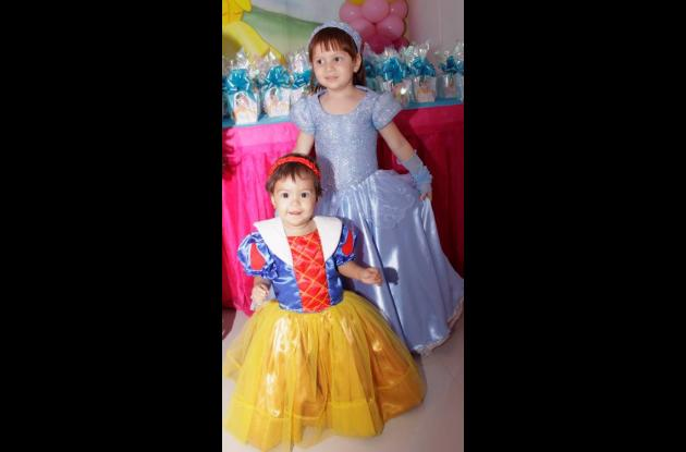 Cumpleaños de Laura y Luciana Castillo