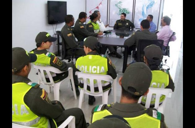 Nuevos patrulleros asignados a municipios