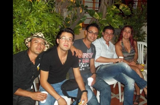Reunión de Jairo Martínez