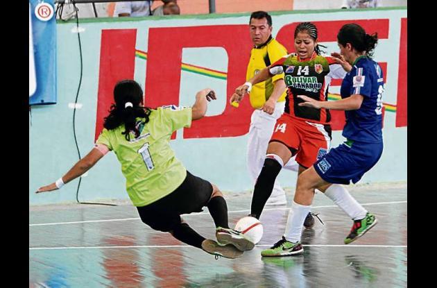El mejor microfútbol femenino del mundo se verá en Barrancabermeja