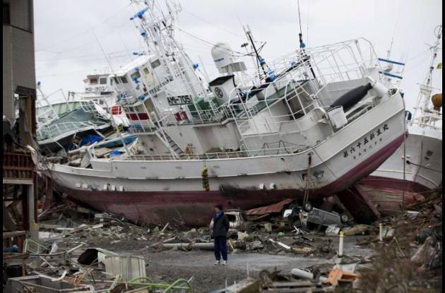 Un año del tsunami en Japón