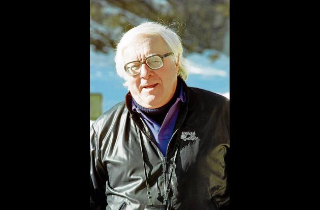 El escritor Ray Bradbury (1920-2012)