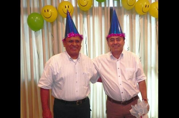 Cumpleaños de Fray Nelson Antonio Pérez