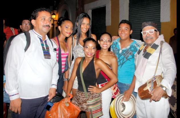 Jeimy Paola Vargas en el Centro