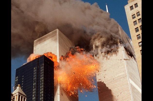 torres gemelas 11 de septiembre de 2001
