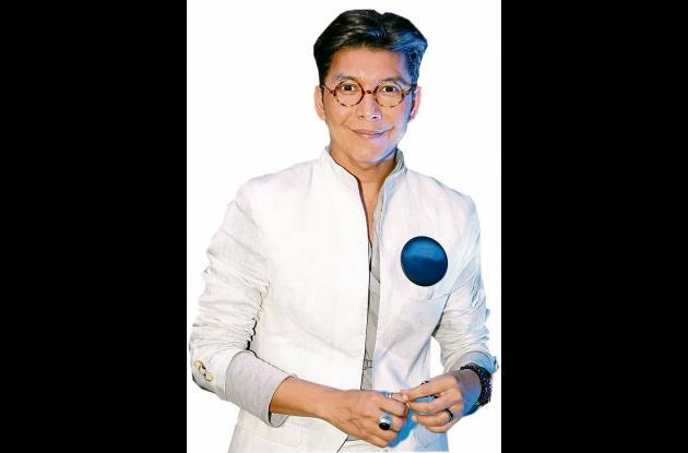 Franklin Ramos, maquillador colombiano.