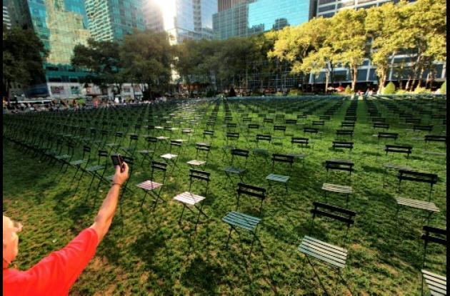 Nueva York, 10 años después, sigue sin reponerse de los atentados del 11/s.