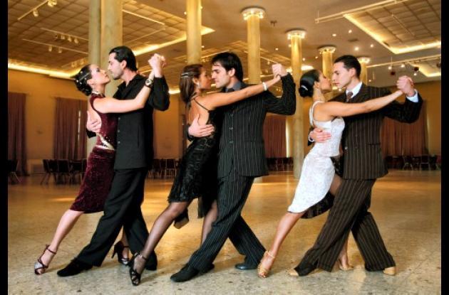 El tango es un asunto se-rio en la ciudad de Buenos Aires. La principal atracció