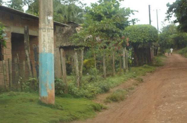 zona rural de Montelíbano
