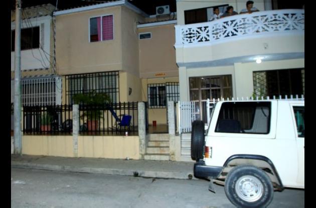asesinan a joven en la urbanización Camagüey.