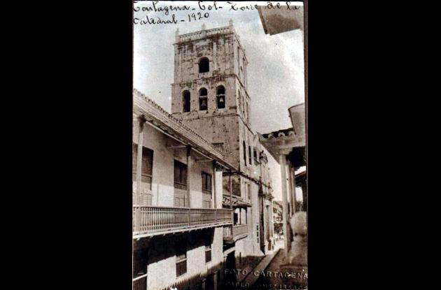 Universidad de Cartagena, 1920.