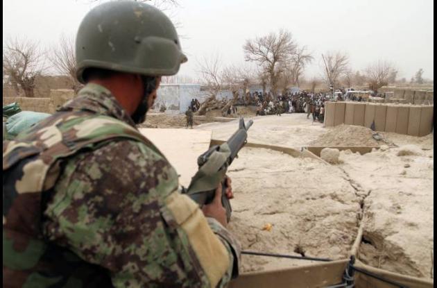 Soldado estadounidense mata 16 civiles en Afganistán