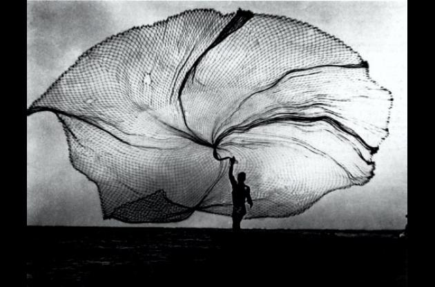 Una de las célebres fotografías de Leo Matiz, captada en 1939.
