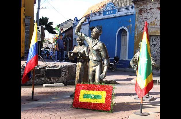 200 años de independencia de Cartagena