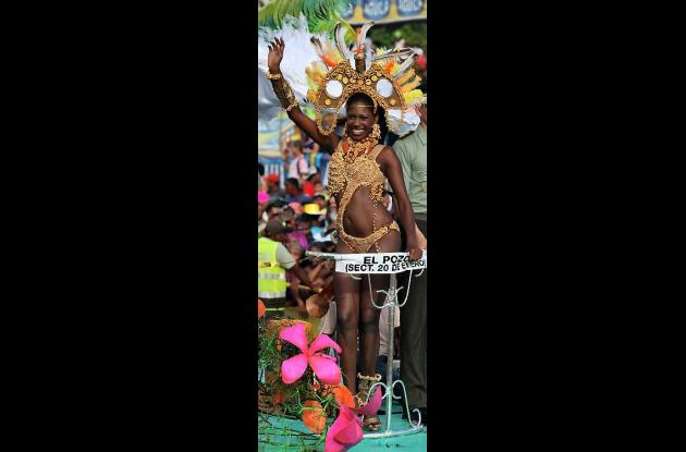 Toda Cartagena salió a bailar desfile del Bando de Independencia