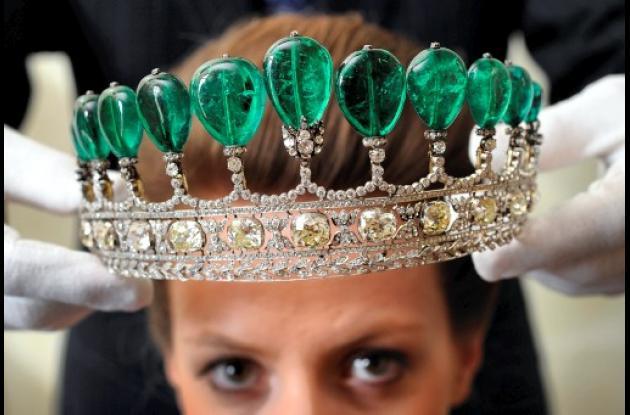 Esmeraldas colombianas por el mundo