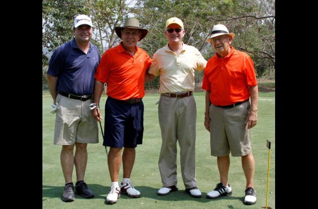 Torneo de golf en el Club Campestre