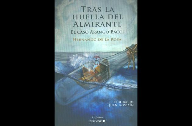 Libro: Tras la huella del Almirante