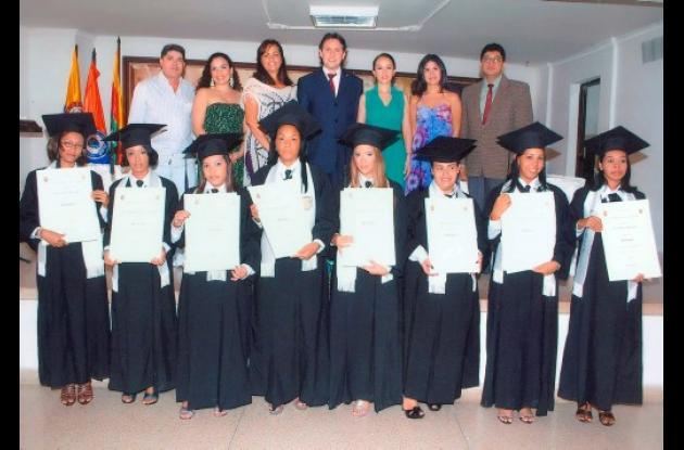 Grados de la Universidad Incca de Colombia