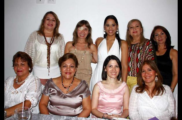 Despedida de Bibiana Vargas